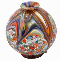 millefiori cool on glass paperweights murano