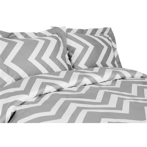 chevron print bedding elite home chevron print duvet cover set bedding and