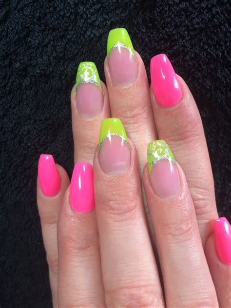 Ongle Gel Fluo by Galerie Photos D Ongles Galerie Faux Ongles Galerie