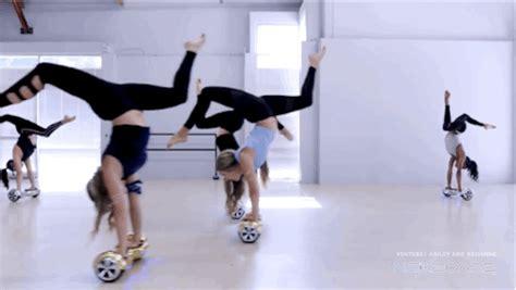 Justin Bieber Dance Hoverboard | this acrobatic hoverboard choreography to justin bieber s