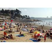 Playa Amarilla  Fotos De Conc&243n Archivo Wc 3665