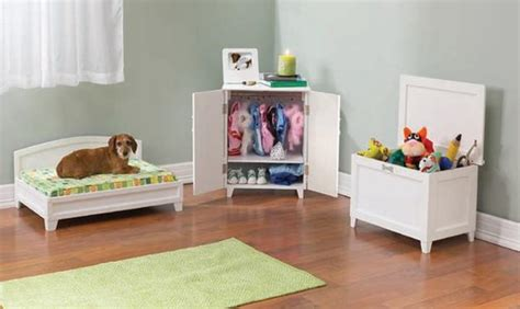 Dog Bedroom Furniture | 25 modern design ideas for pet beds that dogs and owners want
