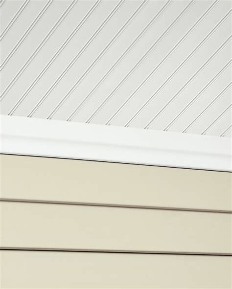 beaded soffit alside products siding soffit beaded vinyl soffit