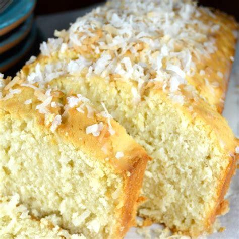 Martha Stewart Medium Loaf Pan Non Stick coconut buttermilk cake gonna want seconds