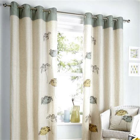 Bedroom Curtains From Dunelm Teal Carmela Lined Eyelet Curtain Collection Dunelm