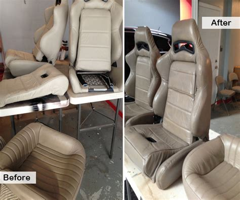 car auto leather vinyl dyeing upholstery fabric paint interior dashboard door seat headrest