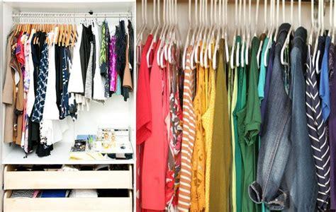 best 25 color coordinated closet ideas on