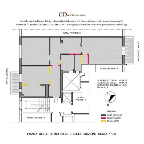 relazione tecnica ristrutturazione interna appartamento ristrutturazione a grotte ag di carlo architetto