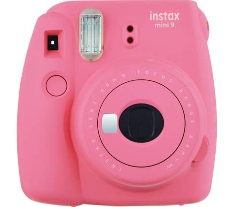 instant pink instax mini 9 instant flamingo pink deals pc world