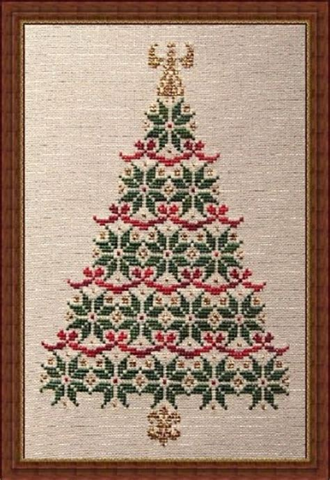 counted cross stitch ornament free patterns simply counted cross stitch pattern