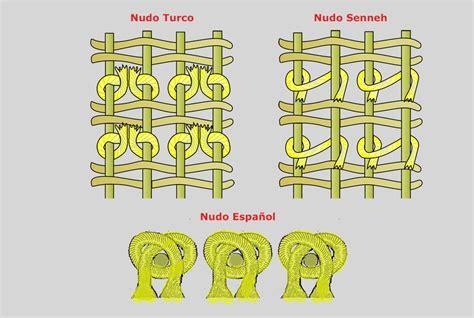 alfombra de nudos tasaci 243 n de obras de arte los textiles las alfombras