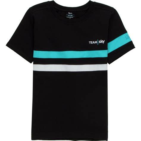 Tshirt Rapha rapha team sky supporter t shirt boys competitive cyclist