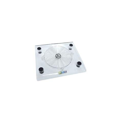 Harga Cooling Pad Bergaransi by Harga Jual Notebook Cooling Pad 1 Fan Transparan
