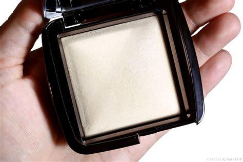 hourglass ambient lighting powder hourglass diffused light ambient lighting powder review