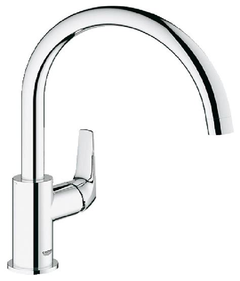 grohe kitchen faucets warranty buy grohe bauflow kitchen sink mixer 31230000 at
