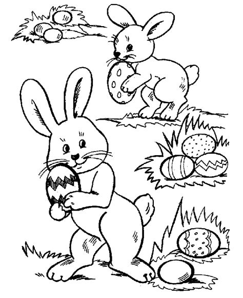 free easter coloring sheets holiday coloring pages