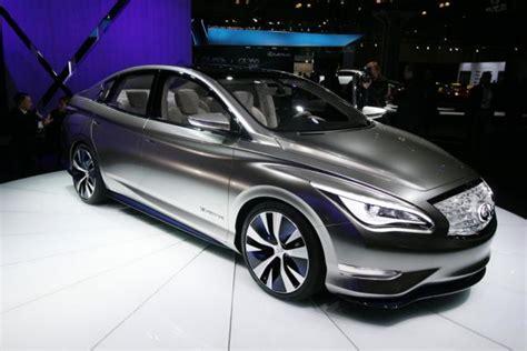 06 Infinity Auto Insurance Company by Infiniti Le Concept Look 2012 Ny Auto Show