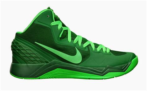 nike green slippers nike zoom hyperfuse low mens basketball shoe