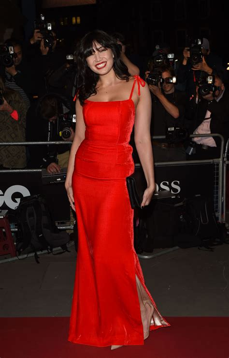 Daisy Lowe 2015 Gq Men Of The Year Awards In London | daisy lowe 2015 gq men of the year awards in london