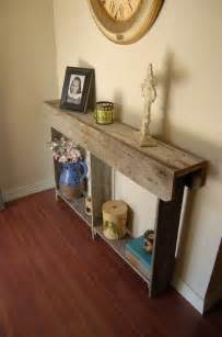 Thin Console Hallway Tables Thin Console Table 4 Foot Wall Runner Farm By Trueconnection