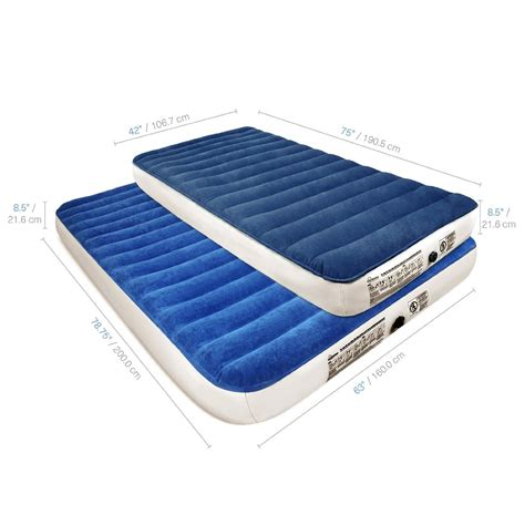 most comfortable mattresses most comfortable cing bed reviews sleep like a baby