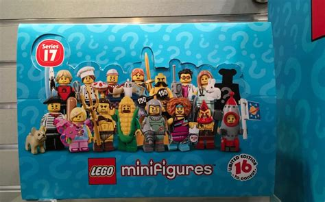 Lego Minifigures Series 17 71018 lego collectible minifigures series 17 71018 feel guide