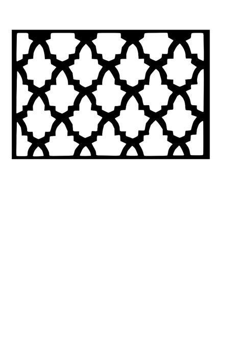 moroccan pattern free svg image gallery moroccan design clip art