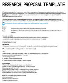 academic proposal templates 7 free word pdf format