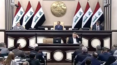 iraq s parliament approves partial cabinet reshuffle