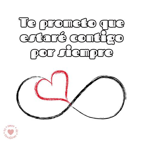 imagenes de infinitos bonitos bonito dibujo de infinito con frase de amor