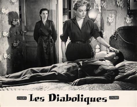Diabolique 1955 Film Halloween White Elephant Les Diaboliques 1955 Horrorsnotdead Com A Favorite Horror Movie