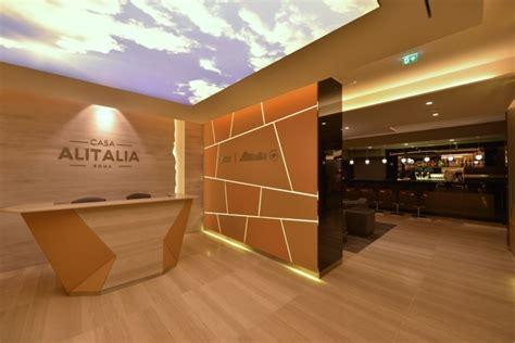 casa shop roma casa alitalia os primeiros dois novos lounges