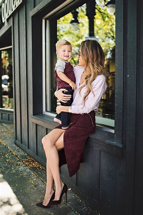 young mom styles mom and kid style hello fashion blog pinterest mom