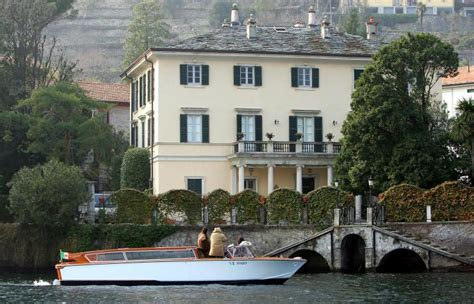 george clooney home in italy george clooney wedding location revealed actor to marry