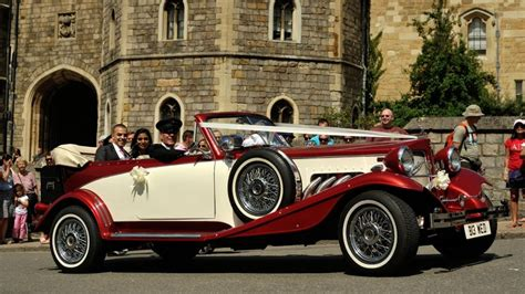Wedding Car Buckinghamshire by Beauford Wedding Car Hire High Wycombe Buckinghamshire