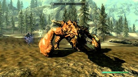 mod ride game pc skyrim 006 how to ride dragons spiders and cows