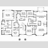 House Plan Drawing - VAline