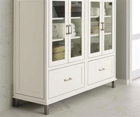 White Inset Bathroom Cabinets Decora Cabinetry Decora Bathroom Cabinets