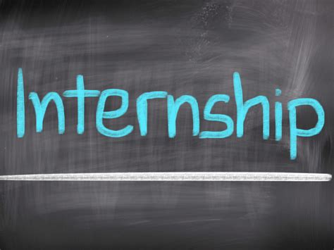 find an intern where to find an it internship free resources