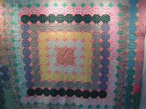 Etsy Patchwork Quilt - vintage patchwork quilt by baybreezecottage on etsy