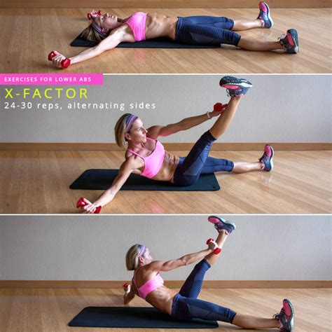 8 of the best exercises for your lower abs huffpost