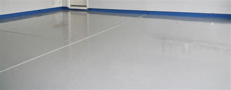 Paint Your Garage Floor Garage Flooring Ideas And Options A Home Owner S Guide