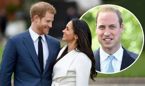 Will Prince William be best man at Harry and Meghan's
