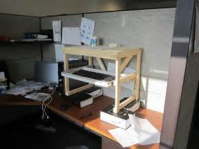 Stand Up Desk Diy Woodwork Diy Stand Up Desk Plans Pdf Plans