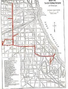 Chicago Black Belt Map by Chicago Area Shortline Railroads Belt Railway Of Chicago