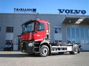 Renault C Bruno Loi Ag Mit Feuerrotem Renault Trucks C Presse