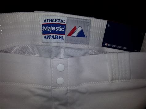 Sporty Design Universal Sports Sportbelt Size Xl majestic athletic solid white pro style pant southside sports