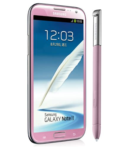 pink samsung galaxy note 2 fone arena