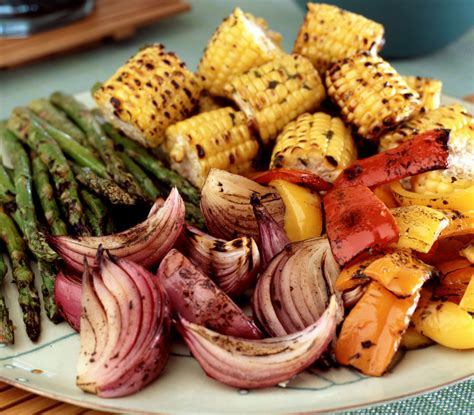 Painting And Decorating Tips how to grill vegetables