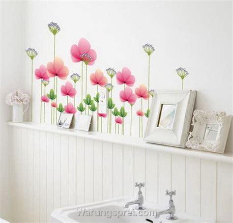 Sprei Uk 90 X 200 T 25 wall sticker lotus flower uk 90x60 warungsprei